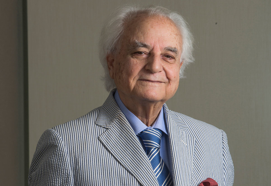 William Haddad, founder and chairman, MACE