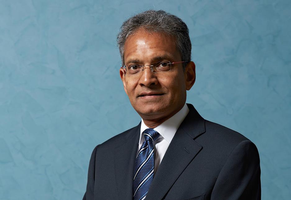 CEO of ACWA Power, Paddy Padmanathan