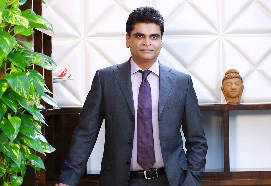 Rajesh Kumar Krishna, chairman and CEO, Beaver Gulf Group