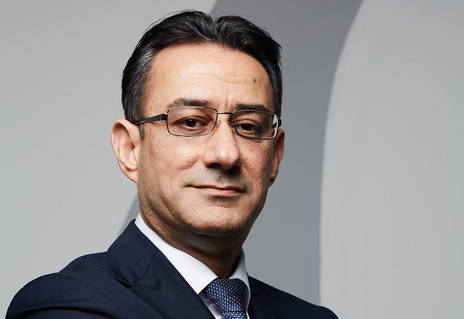 Kamiran Ibrahim, CEO Middle East, Arcadis