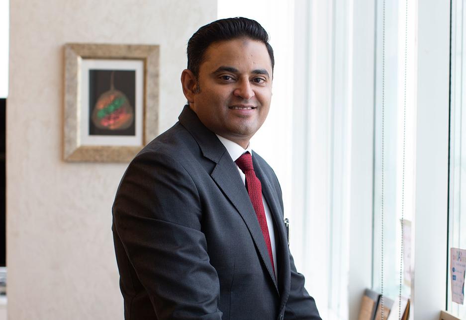 Atif Rahman, Director & Partner, Danube Properties