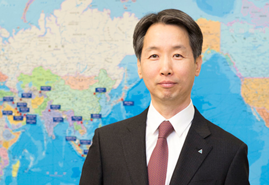 Dong-Wook Park is President & CEO, Hyundai Engineering & Construction (E&C)