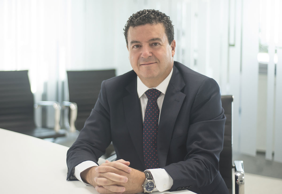 ACCIONA Middle East's Jesús Sancho is ranked 83