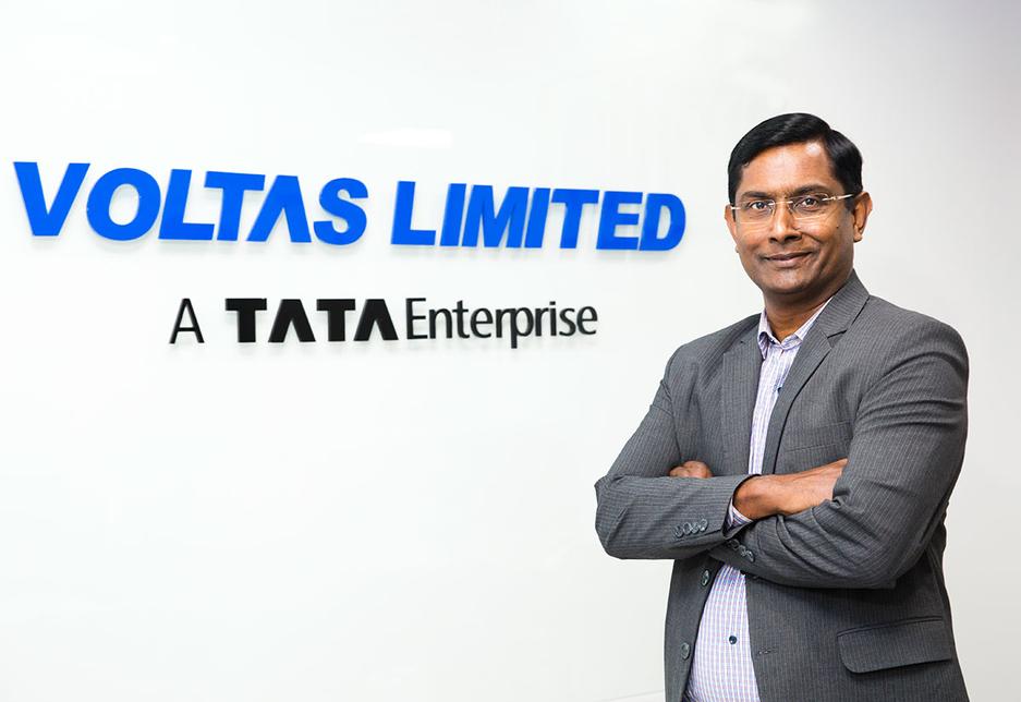 AR Suresh Kumar, vice president and head IOBG at Tata enterprise Voltas is ranked 85
