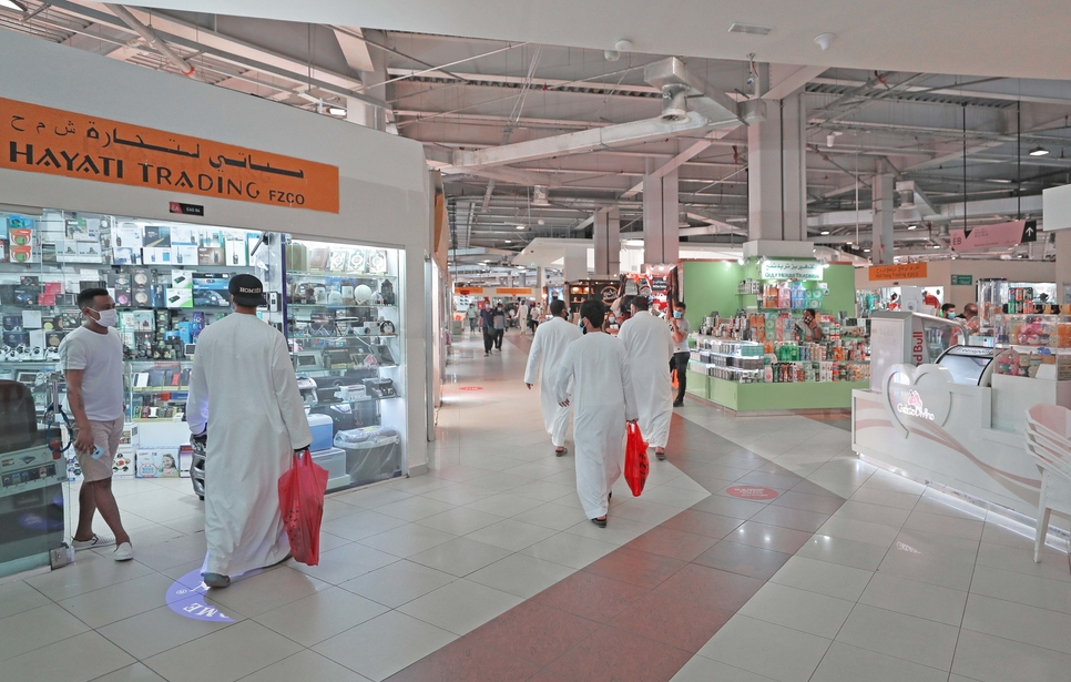 Nakheel Malls sees footfall restores to 70% on weekends
