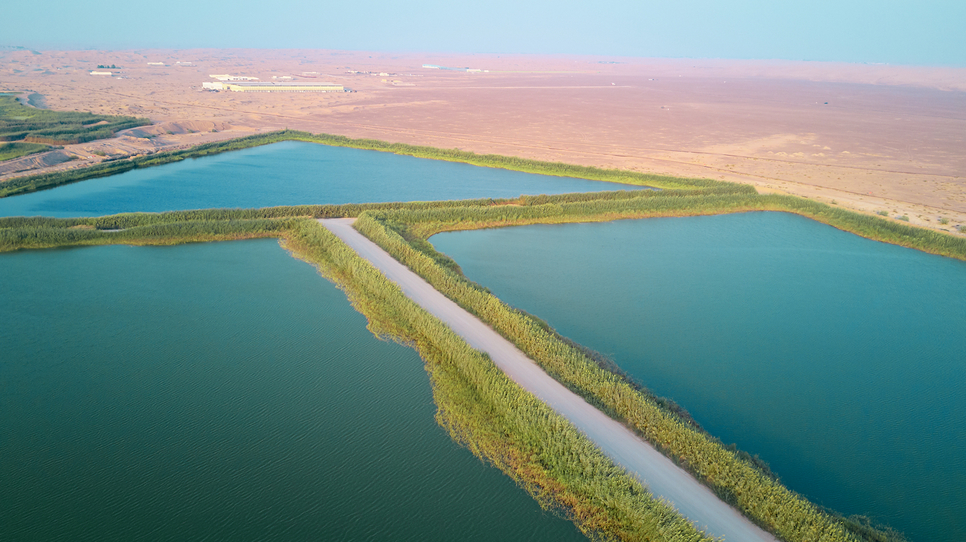 Qatra expand to expand wastewater treatment capacity in Sharjah by 2022.