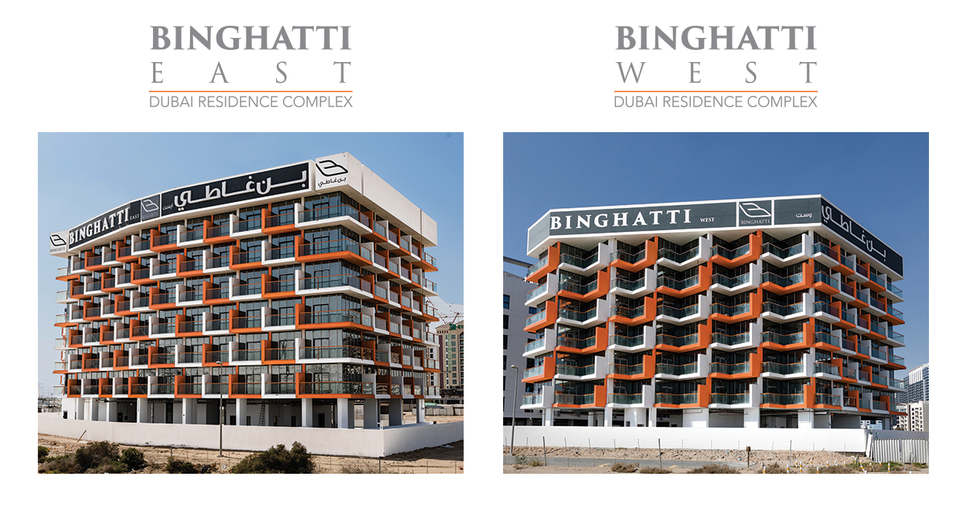 Binghatti Developers marks handover of Binghatti East, West projects
