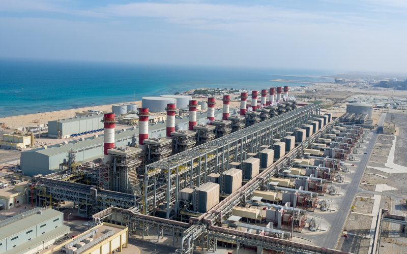 HEPC runs the Qurayyah Independent Power Plant (IPP) in Saudi Arabia.