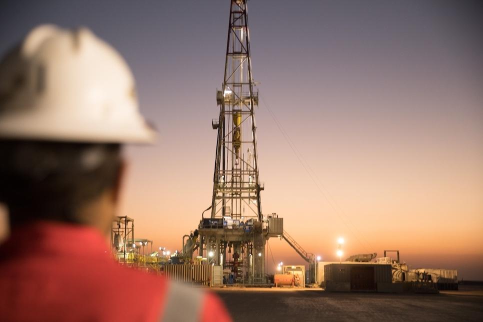 Ghazeer gas field is located with BP Oman's Block 61.