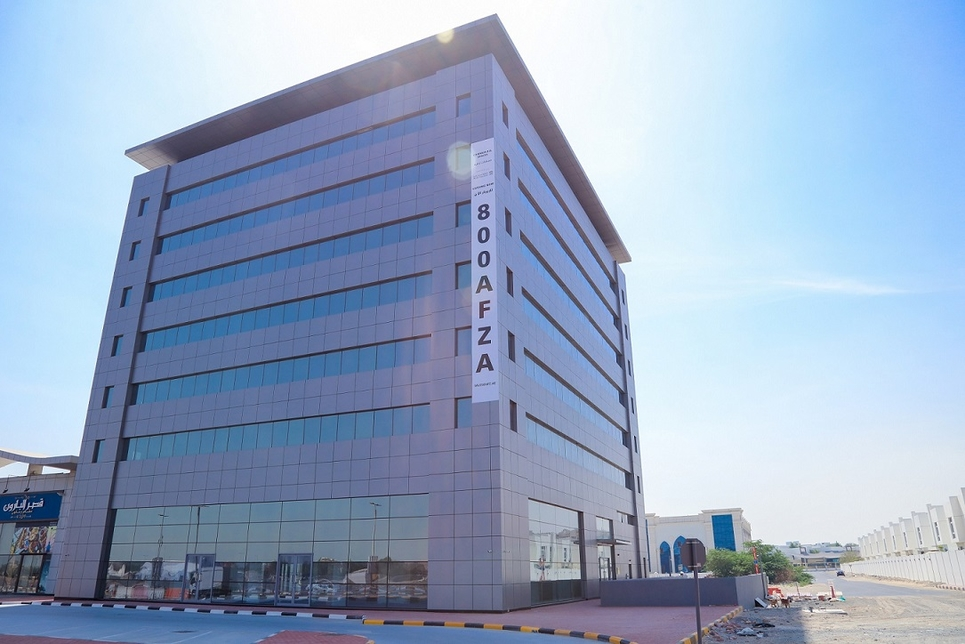 Ajman Free Zone unveils 9,617m2 Ajman Boulevard development