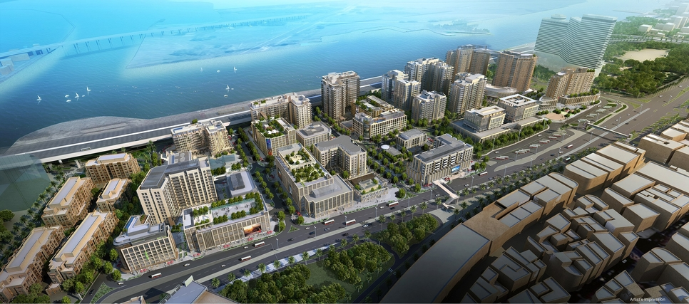 Five districts in Ithra Dubai's Deira Enrichment Project near completion