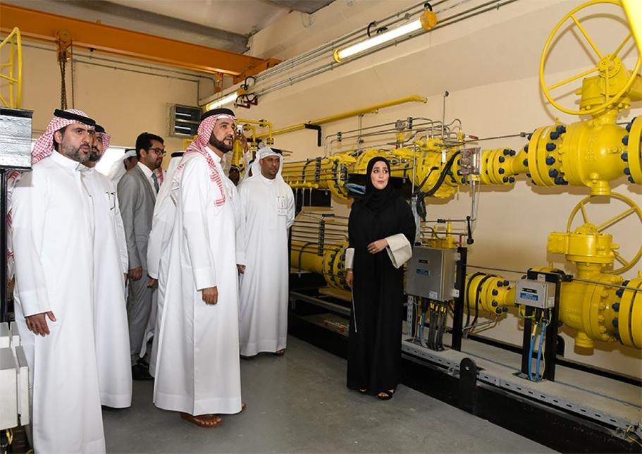 SEWA completes implementation of natural gas network in Rahmaniyah