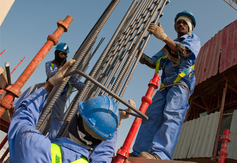 Summer afternoon outdoor work ban in Bahrain to begin on 1 July [representational]