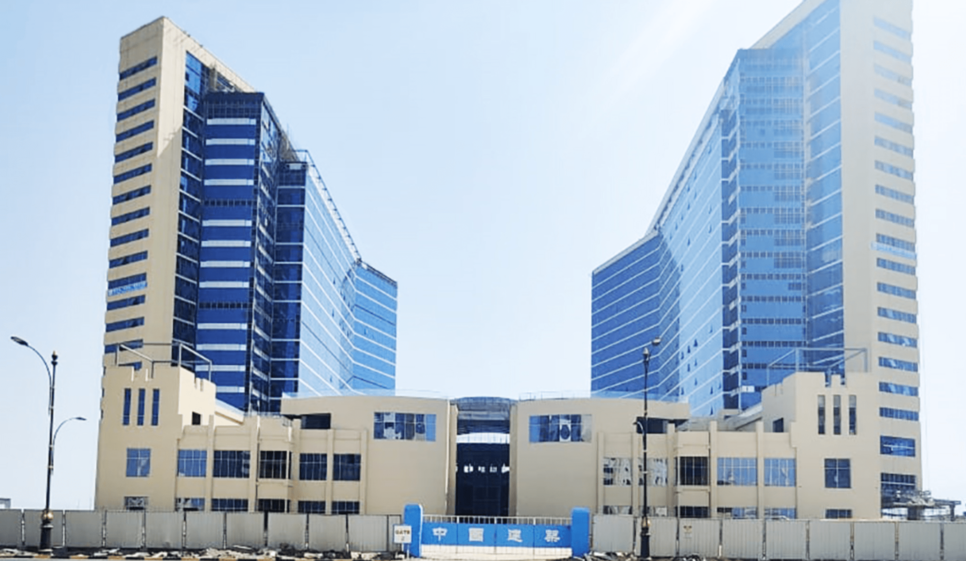 Al Taif Investment's $113.8m Al Taif Business Centre project is 85% complete and is ready for year-end handover