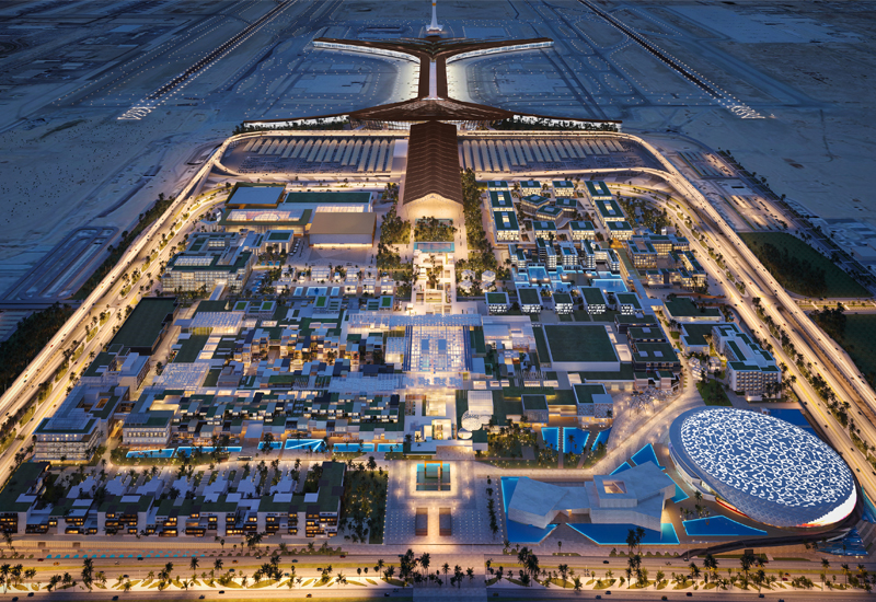 Airport City will be a transport-orientated development in Jeddah