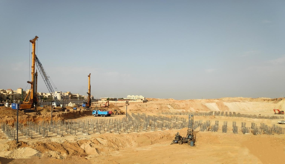 Egypt's ZED Sheikh Zayed project is being developed by Ora Developers.