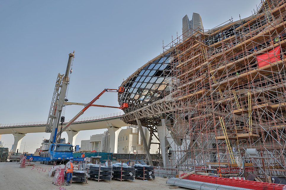 Fenwick Elliott is involved with some of Saudi Arabia's most high-profile projects including the Riyadh Metro