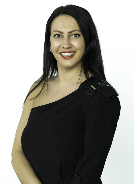 Gabriela Rizova, head of sales, The Heart of Europe