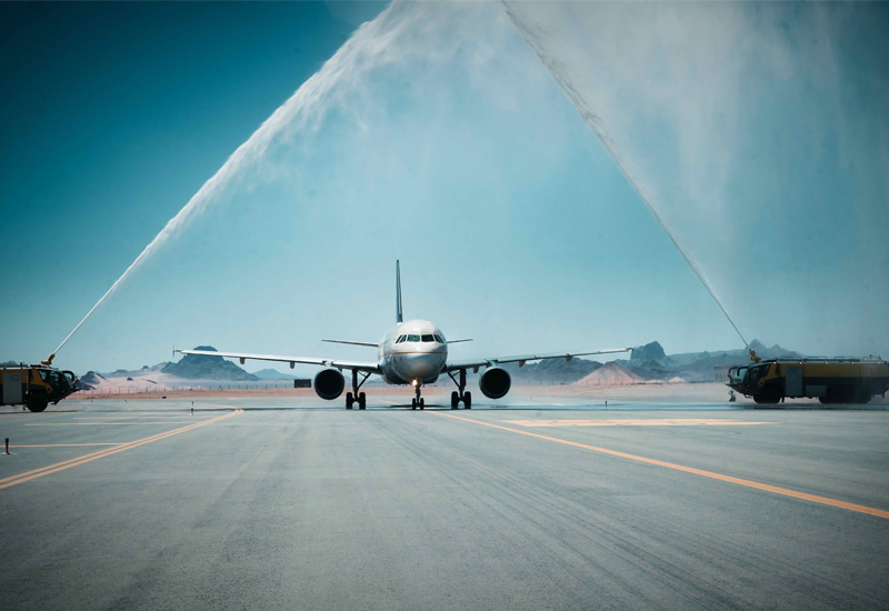 Saudi Arabia's Royal Commission of AlUla's airport's annual capacity has increased by 300%