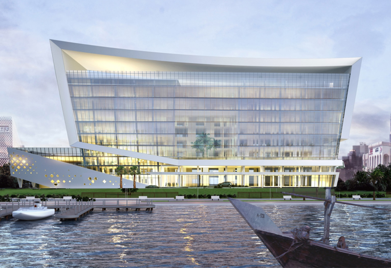 Dubai Municipality's prosecution building is scheduled to be completed by December 2021