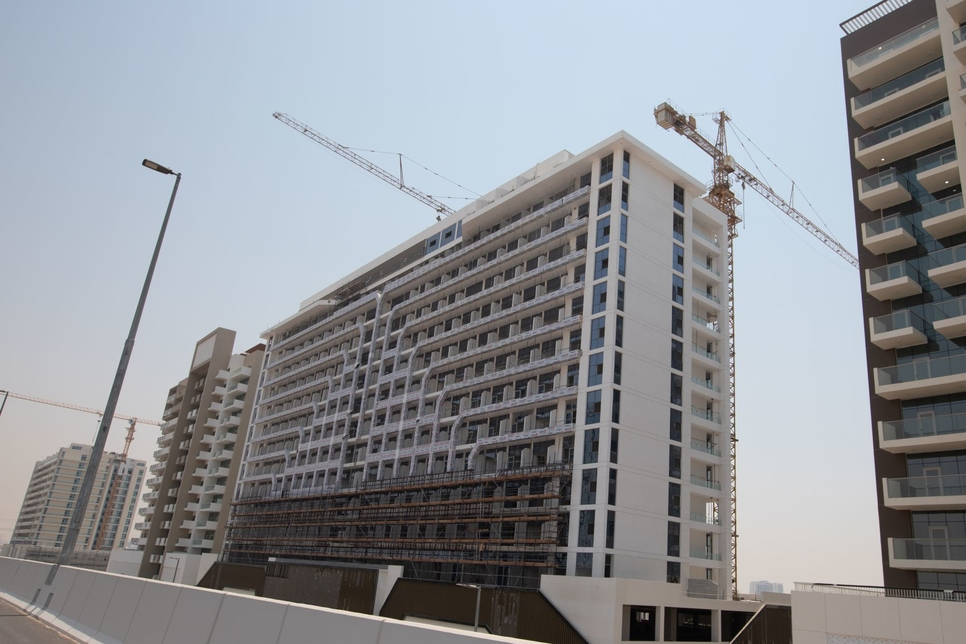 Azizi's Star residential development has hit 75% completion