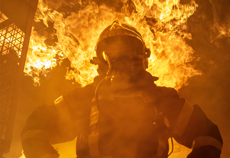 Can VR prevent building fires?