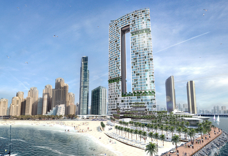 WSP Middle East is the lead consultant for the Address Residences Jumeirah Resort project in Dubai