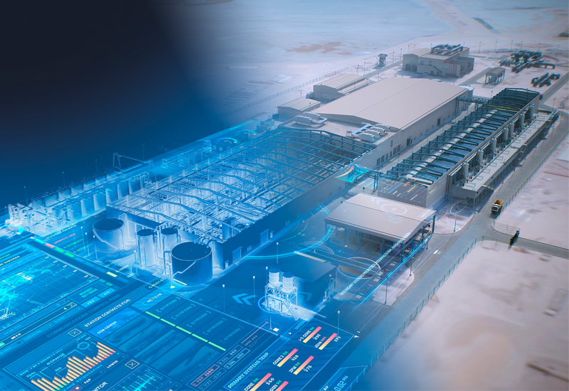 ACCIONA explains the benefits of Digital Twin technology for its developments