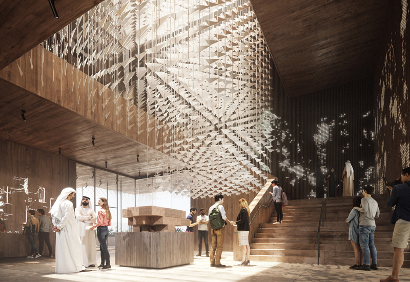 Major works are set to begin on the Poland Pavilion at Expo 2020 Dubai from August