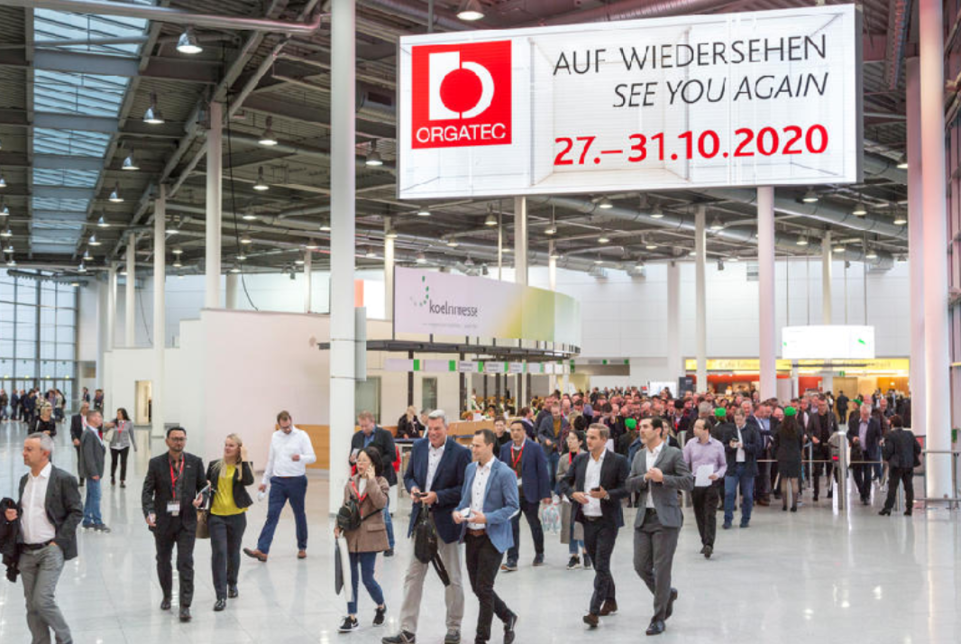 ORGATEC has been suspended for 2020