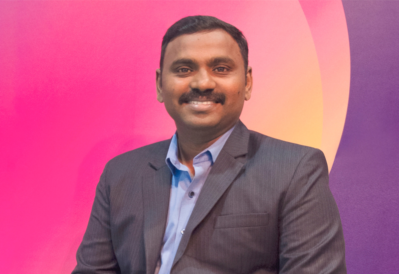 Facilio founder and CEO Prabhu Ramachandran (pictured)