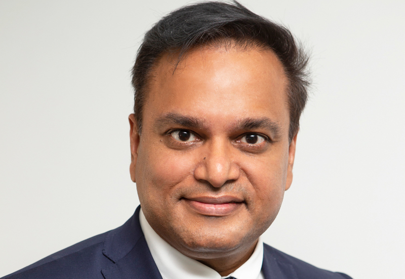 Netix Global CEO Sanjeevv Bhatia (pictured)