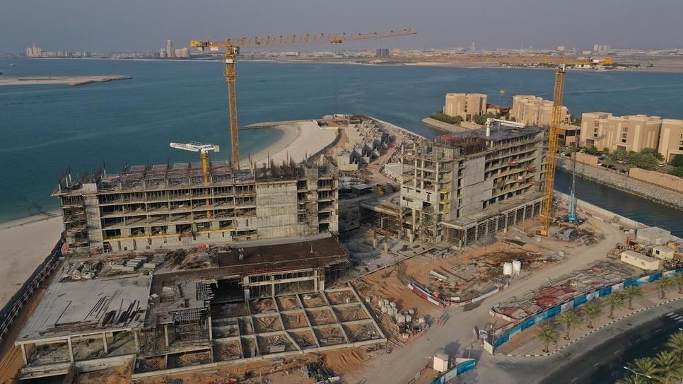 RAK AMI Hotel's Mövenpick Resort Al Marjan Island is scheduled to be completed by September 2021