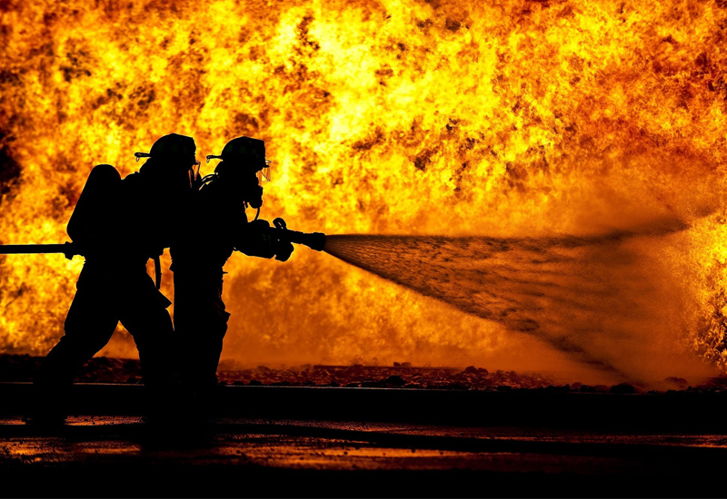 The second episode of The Hard Hat Chat will discuss how MEP services can improve fire safety [representational]