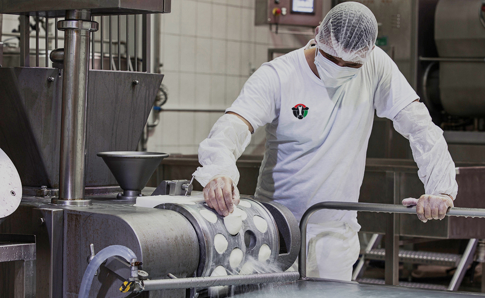 Sharjah HFZA's Italian Dairy Products factory expands to 2,415m2