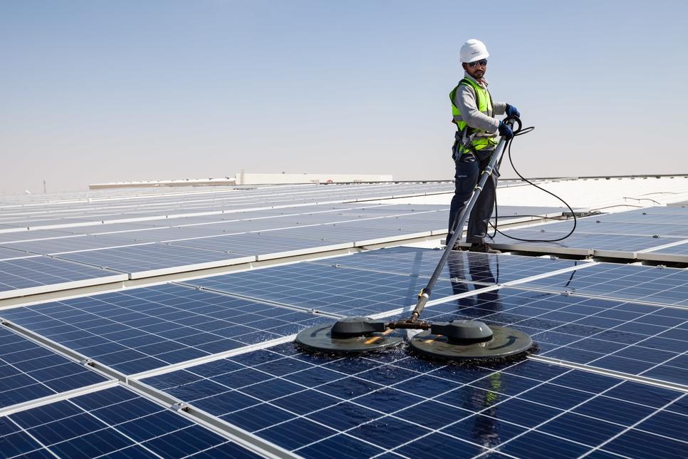SirajPower extends solar ops, maintenance beyond its ME portfolio
