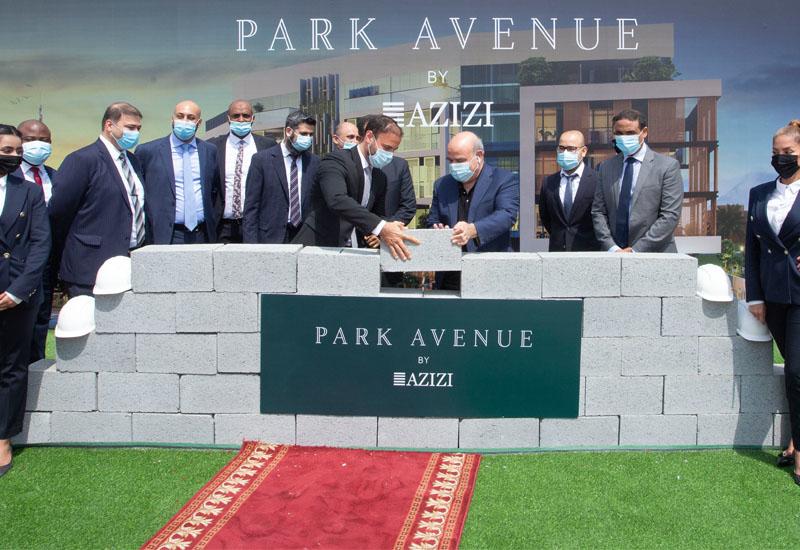Ground has broken on Azizi Development's Avenue project
