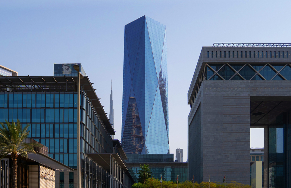 ICD Brookfield Place is a 102,193.3m2 office and retail complex.