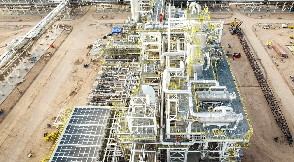 Al Hassan Engineering secured a letter of award (LoA) from PDO [representational]