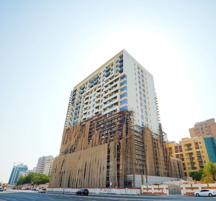 The development is DIRC's first project in Al Barsha area.