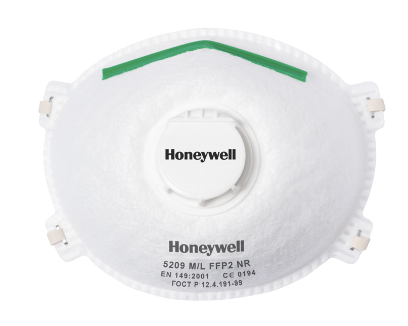 Honeywell donates 25,000 FFP2 face masks to support Beirut relief effort