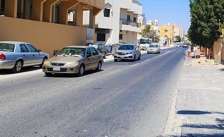 Shaikh Hmood bin Sabah Avenue is located in Bahrain's Riffa city