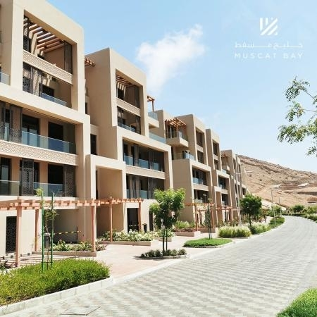 KEO has won the Residential Project of the Year for its involvement in the Muscat Bay development