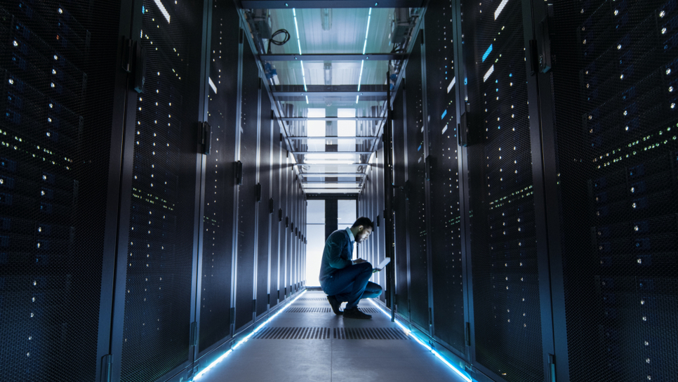Linesight anticipates a push in the kingdom for more storage facilities through data centres.
