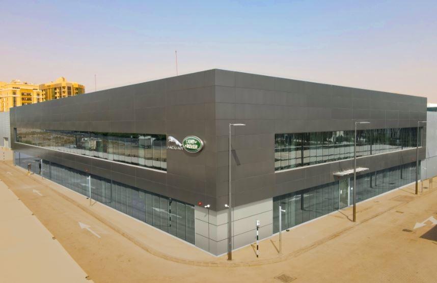 Jaguar Land Rover regional headquarters