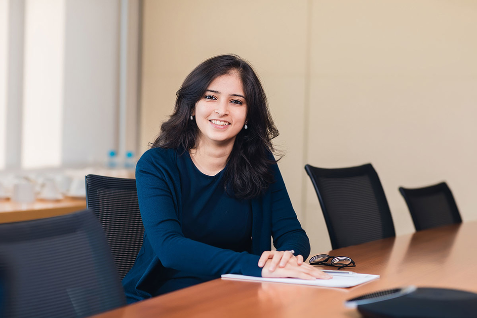Parnika Chaturvedi of counsel at King Wood & Mallesons (KWM) [image: Supplied]