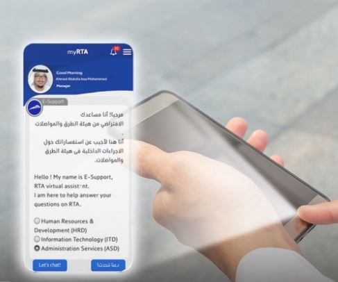 RTA deploys virtual assistant, covers 152 primary services