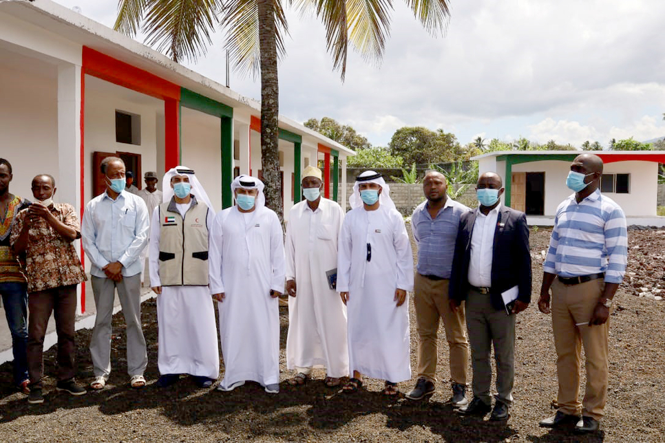 UAE's ERC constructs 12 schools, maternity centre on Comoros Islands