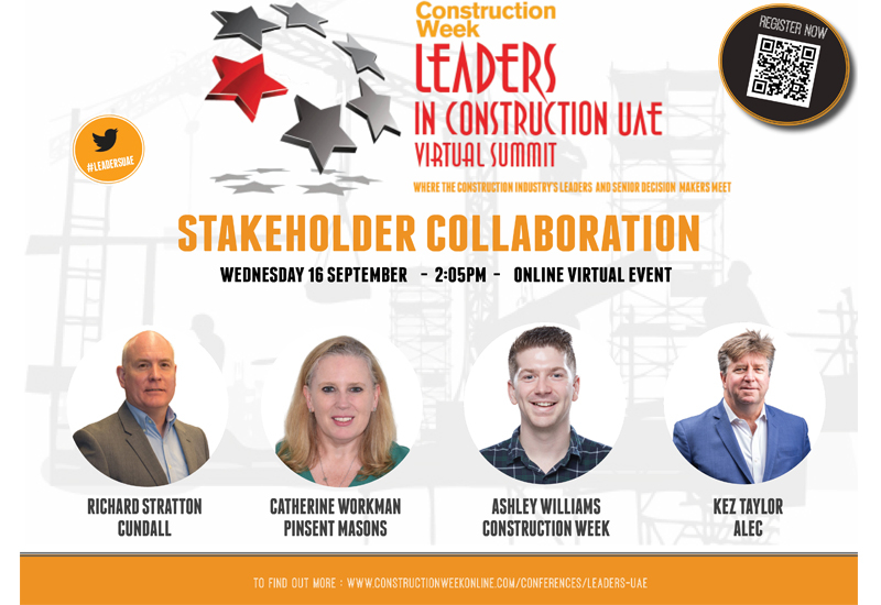 The Stakeholder Collaboration panel will take place on 16 September at 2:05pm