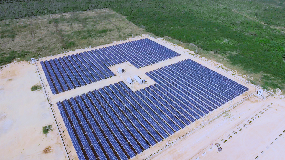 ADFD-funded $15m solar plant in Cuba
